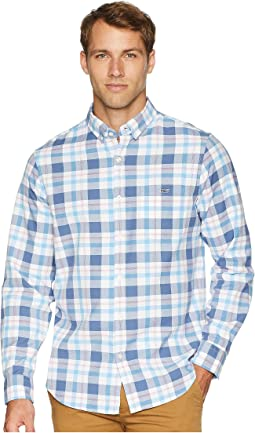 Colony Bay Plaid Slim Tucker Shirt