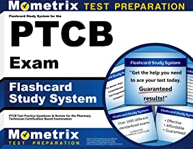 Flashcard Study System for the PTCB Exam: PTCB Test Practice Questions & Review for..