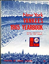1965 New York Yankees Yearbook Edition em