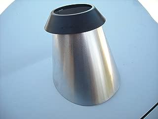 Vent Seal Plus - 3 In. Aluminum Skirt