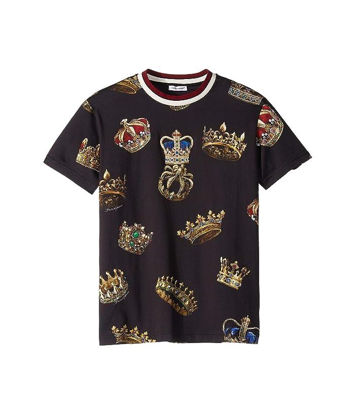 Shirt (Big Kids) Black/Multi