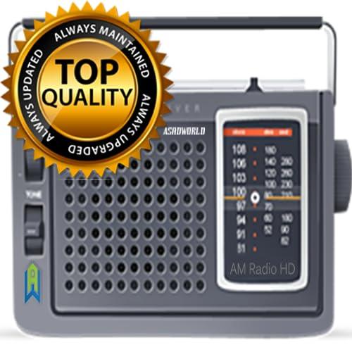 AM Radio HD FM songs listen free on internet top
