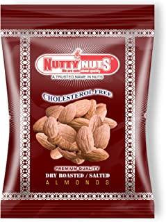 Almonds Dry Roasted &Salted-Party Pack-4.8 Kgs