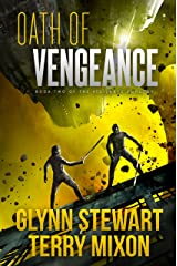 Oath of Vengeance (Vigilante Book 2) Kindle Edition