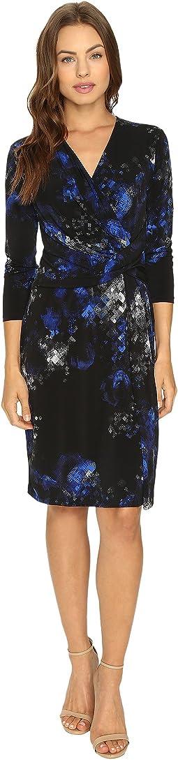 Ellen Tracy - Knit Twist Dress