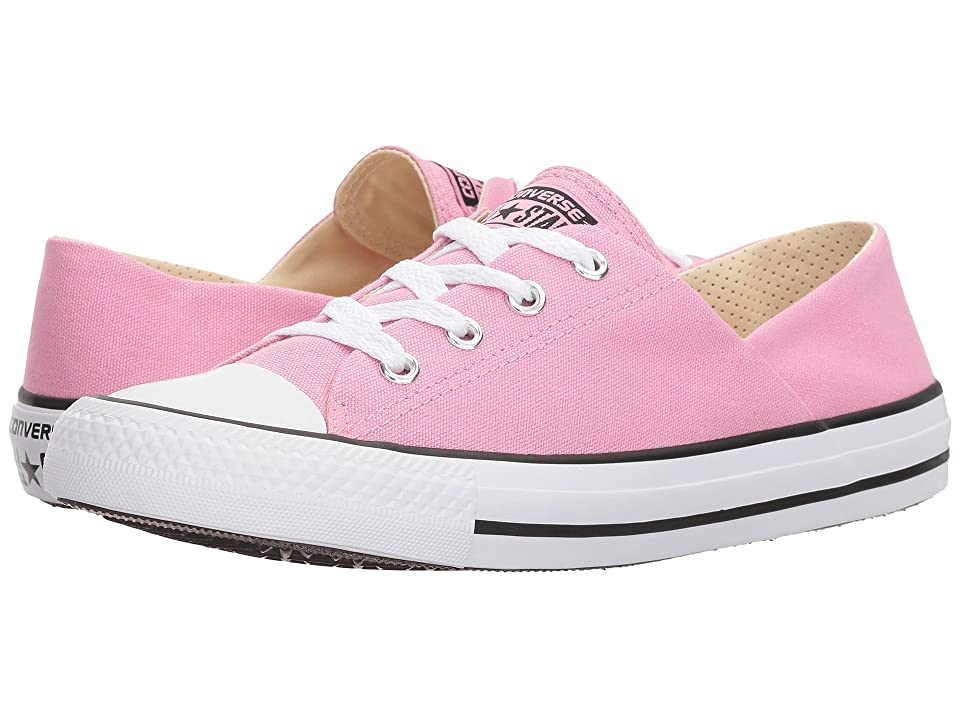 Converse Chuck Taylor(r) All Star Seasonal Coral (Light Orchid/White/Black) Women