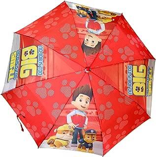 Children Compact Umbrella Official Umbrella (RED)
