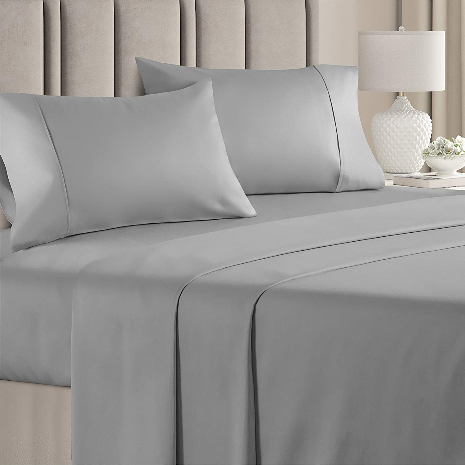 400 Thread Count Cotton - King Classic Set Size At the price of surprise Shee Sheet 100%
