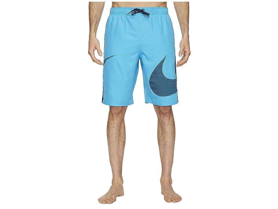 Nike Diverge 11 Volley Shorts (Light Blue Fury) Men