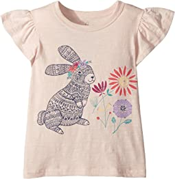 PEEK - Forest Bunny Tee (Toddler/Little Kids/Big Kids)