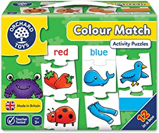 Orchard Toys Colour Match Puzzle
