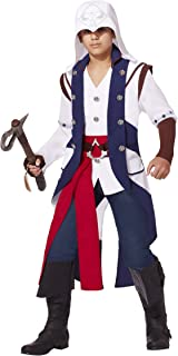 Teen Connor Assassin's Creed Costume | Officially Licensed