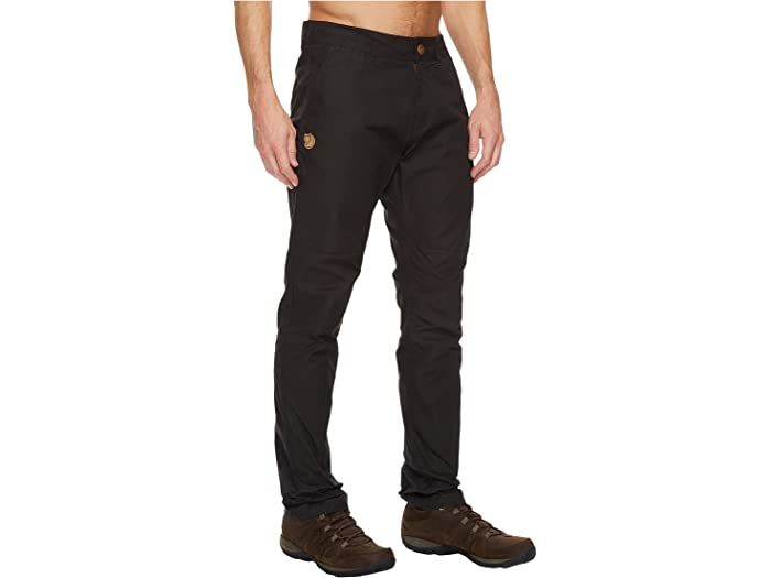 Fjallraven Sormland Tapered Trousers Zappos Com