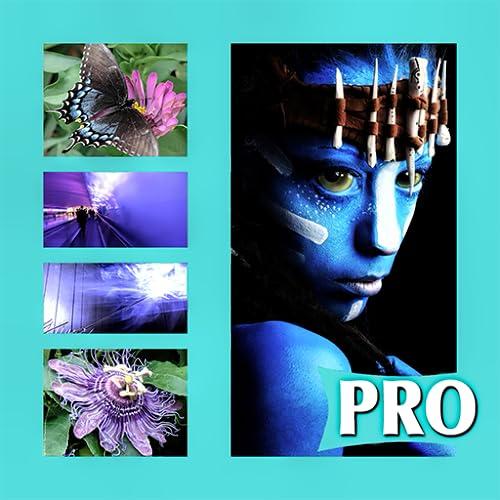 Photo Joiner Pro – Füge Mehrere Fotos zu Einem Zusammen + Bild-Editor mit Emoticons