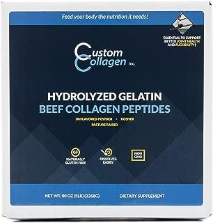 sanatogen high protein powder ingredients