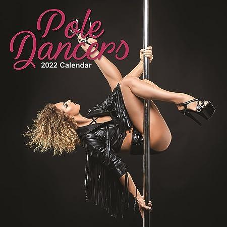 Calendrier 2022 Femme CALENDRIER 2022 POLE DANCE   POLE DANSEUSE SEXY   femme  (sg