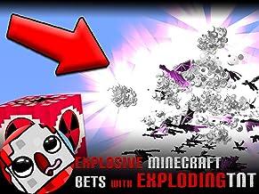 Clip: Explosive Minecraft Bets with ExplodingTNT