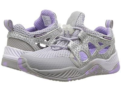 Jambu Kids Anthozoa (Toddler/Little Kid/Big Kid) (Silver) Girls Shoes