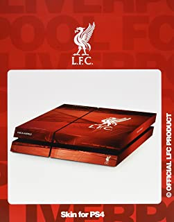 UKSoccershop Liverpool F.C. PS4 Console Skin