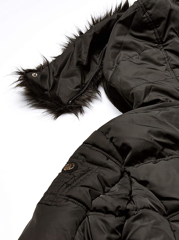 Jessica Simpson womens Long Puffer Jacket