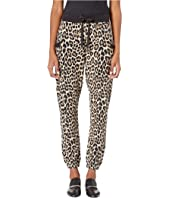 Kate Spade New York Athleisure - Dashing Beauty Leopard Terry Jogger
