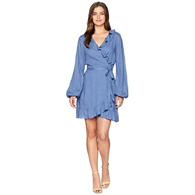 Paige Shawna Dress (Bijou Blue) Women