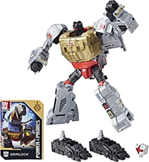 Transformers E1136 Generations Power of the Primes Voyager Class Grimlock