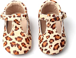Starbie Baby Mary Janes, Baby Shoes, Toddler Mary Janes, Baby T-Bar Shoes, Toddler tbar Shoes, Soft-Sole Baby Girl's Dress Shoes