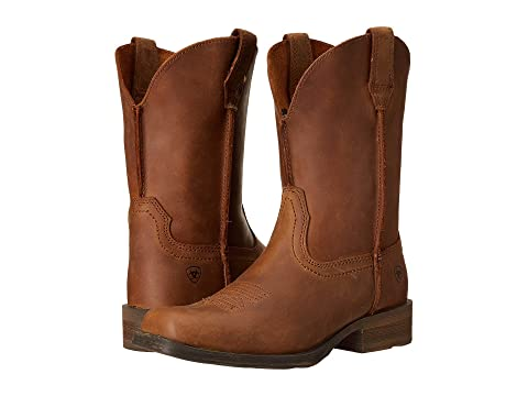 Marketable For Sale Ariat Rambler Dusted Brown Free Shipping Sale View Cheap Low Price Fee Shipping Cheap Sale Find Great GsS7oU