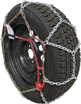 TireChain.com 275/55R20, 275/55 20 ONORM Diamond Tire Chains Set of 2: image