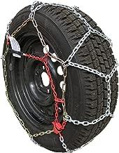 TireChain.com 35X12.50-17, 35X12.50-17 TUV Diamond Tire Chains Set of 2