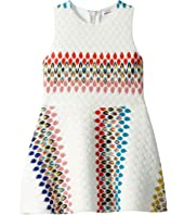 Missoni Kids - Raschel Detailed Neoprene Dress (Toddler/Little Kids)