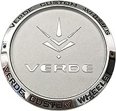 Verde Wheels C052-1 Chrome Wheel Center Cap