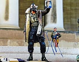 Tom Hardy Signed Autographed 11X14 Photo The Dark Knight Rises Bane GV816346