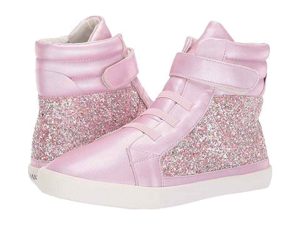 Amiana 15-A5537 (Toddler/Little Kid/Big Kid/Adult) (Pink Glitter) Girl