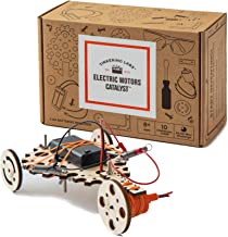 Tinkering Labs Electric Motors Catalyst, Robotics Stem Kit for Kids Age 8-12