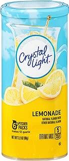 Crystal Light Lemonade Drink Mix (6 Pitcher Packets)