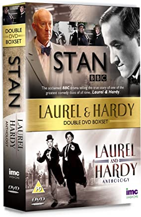 Laurel & Hardy Double DVD Box