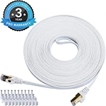 Best 50 ft shielded ethernet cable Reviews