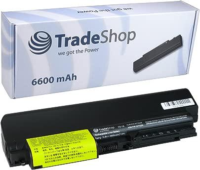 Hochleistungs Laptop Notebook AKKU 6600mAh f r IBM Lenovo T61 1959 6377 6378 6379 6480 6481 7658 7659 7660 7661 7662 7663 7664 7665 T61p T-61 R400 R-400 T400 T-400 2764 7417 ersetzt IBM ASM 42T5265 42T4677 42T5225 42T5227 43R2499 42T4530 42T4548 40Y6795