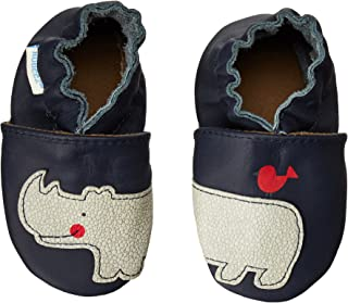 Baby Shoes for Boys - Robeez Soft Soles Crib Shoe