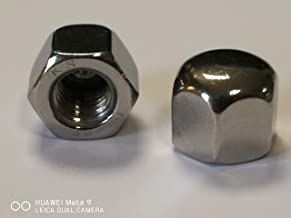 10 M 4 Acorn Nuts DIN 1587 Stainless Steel V2A V2 Tall tall