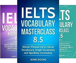 IELTS Vocabulary Book (3 Book Series)