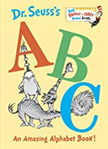 Dr. Seuss's ABC: An Amazing Alphabet Book! (Big Bright & Early Board Book)