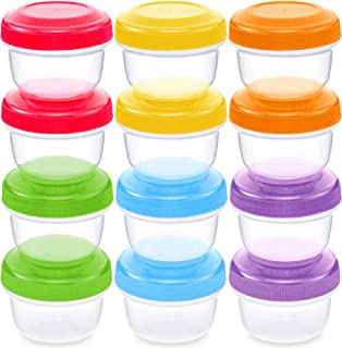 stackable baby food storage containers