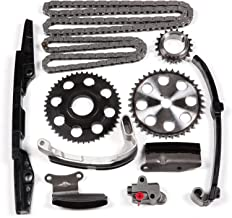 SCITOO Timing Chain Kit fits for Mazda B2600i MPV 2.6L SOHC 12v G6 1989 1990 1991 1992 1993 1994