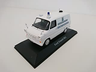 Atlas Ford Transit . UK Police Car . Corgi 1/43 Réf: U17