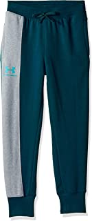 Under Armour Boys' Rival Blocked Joggers