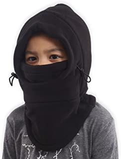 Kids Ski Mask - Winter Face Mask with Hood - Cold Weather...