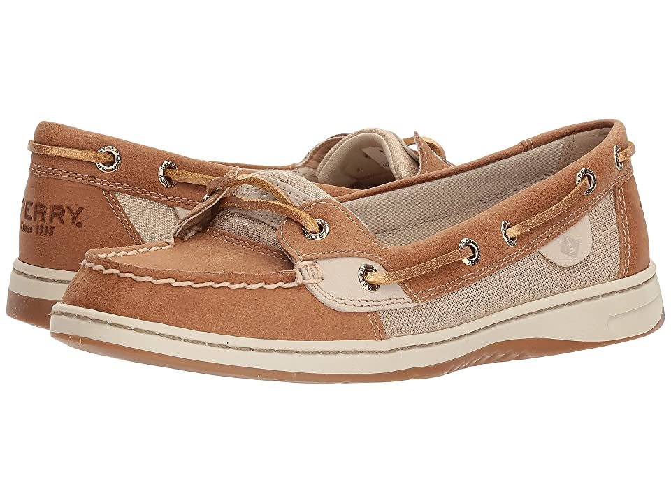 Sperry Angelfish (Metallic Linen) Women